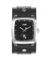 STORM Pirello black black leather (4016/bk/bk)